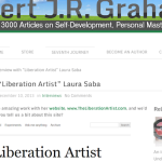 Interview About The Liberation Artist